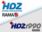 """OO HDZ BiH Rama: HDZ1990 se ponaša kao """"uvrijeđena mlada"""""""
