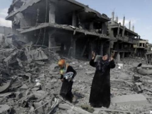 Najkrvaviji dan u Pojasu Gaze - osude cijeloga svijeta