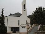 Privodi se kraju uređenje platoa oko crkve sv. Ane u Podboru