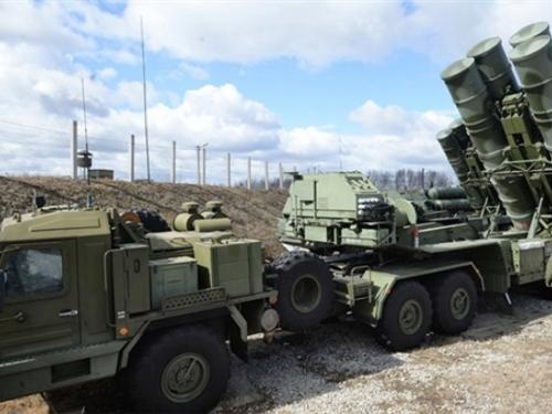 Turska nabavila ruski sustav S-400