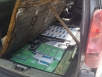 Jablanica: SIPA otkrila i oduzela veću količinu cigareta