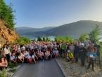 110 hodočasnika iz Rame krenulo pješice u Međugorje