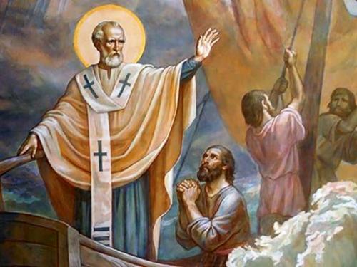 Sveti Nikola – svetac djece i pomoraca