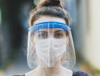 Plastični viziri uopće ne štite od virusa!