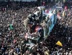 Stampedo na sprovodu generala Sulejmanija, 35 osoba poginulo, 48 ozlijeđeno