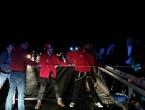 Izvučene osobe koje su automobilom upale u kanjon rijeke