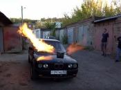 Rus ugradio mlazni pogon iz MiG-a 23 u BMW 'kockicu'