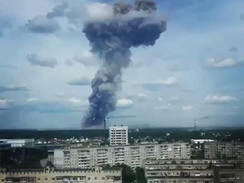 Više eksplozija u ruskom Dzeržinsku, 43 ljudi ozlijeđeno