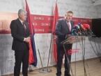 Čović: Politički odnosi u BiH su složeni, zato smo pojačali suradnju
