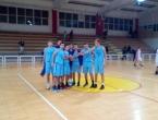 Dvije pobjede i poraz u Tomislavgradu i drugi na turniru Basket4Kids