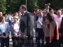 Kako se pravi doček za Milorada Dodika