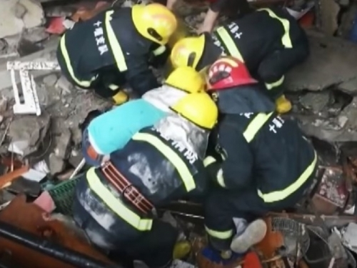 U eksploziji plina u Kini poginulo 25 ljudi, uhićeno osam osoba