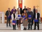 FOTO: Imenovani novi članovi pastoralnog i ekonomskog vijeća župe Prozor