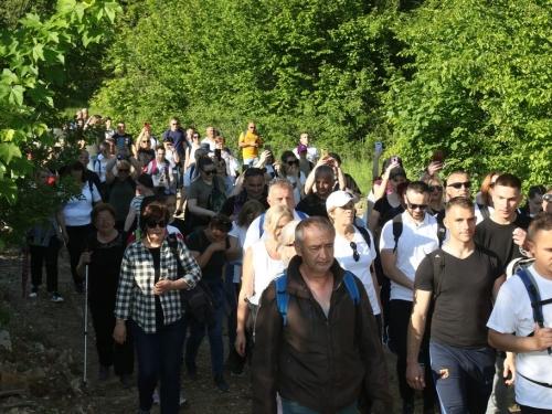 FOTO: Jedinstveni događaj na Pidrišu - stigle moći sv. Ante