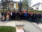 U Tomislavgradu susret pripadnika oklopnih postrojbi HV i HVO-a