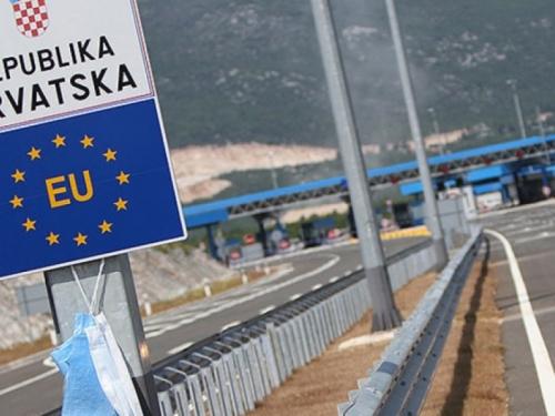 Građani BiH će od 1. srpnja moći i u Hrvatsku