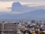 Otkazani letovi zbog erupcije vulkana Aso u Japanu