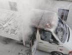 Razbio i zapalio gazdin kombi: 'Nisam dobio plaću 2 godine...'