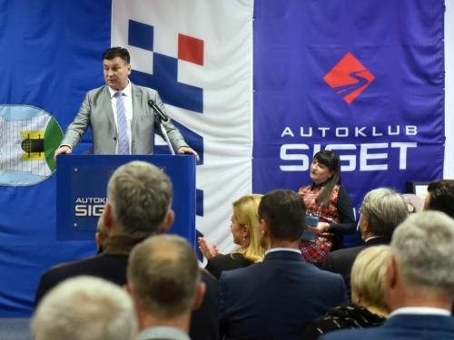 40. godišnjica rada Autokluba Siget, Marko Bošnjak nastupio u glazbenom dijelu programa