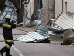 Nevrijeme u Istri: Noćas udari vjetra i do 130 km/h