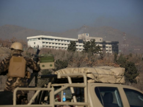 Okončana opsada hotela u Kabulu: Šest mrtvih