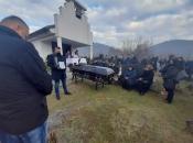 Veliki broj ljudi oprostio se od Pere Gudelja, velikana Središnje Bosne