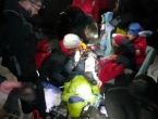 Spašen alpinist na Čvrsnici