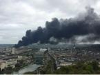 U požaru u Francuskoj izgorjele 5.253 tone kemijskih proizvoda