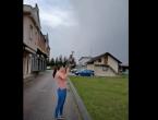 Uhićena djevojka koja je pucala iz automatske puške na Badnji dan