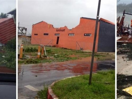 Oluja odnijela čitava sela
