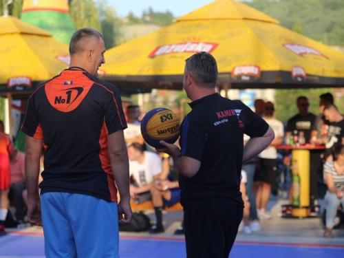 FOTO: Druga večer turnira 19. Streetball Rama