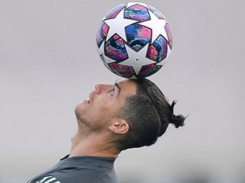Ronaldo poslao poruku