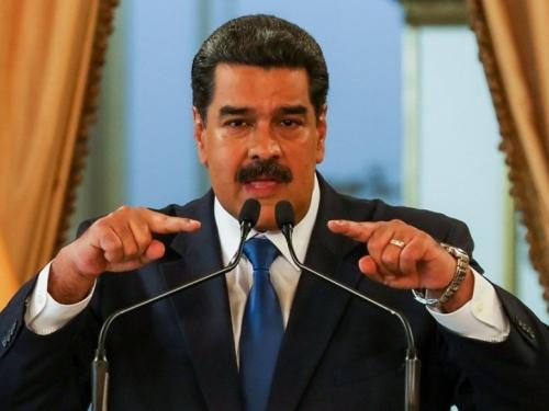 Maduro najavio uhićenje Guaida
