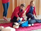 U OŠ ''Ivan Mažuranić'' Gračac održana edukacija pružanja prve pomoći