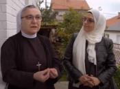 Njemačka televizija ZDF snimila reportažu o časnoj sestri milosrdnici Blanki Jeličić i mualimi Šejli