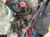 Konjic: Osmosatna akcija spašavanja planinara