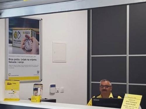 Otvaranje novog poštanskog ureda HP Mostar u Tomislavgradu