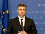 Plenković: Vlada ide dalje