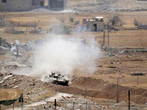 Sirijska vojska optužila SAD za bombardiranje na istoku zemlje