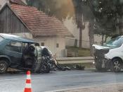Dvije osobe poginule u teškoj prometnoj nesreći kod Bugojna