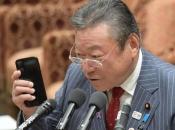 Japanski ministar zakasnio tri minute, opozicija traži ostavku