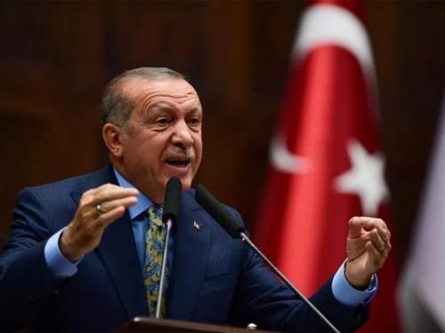Erdogan: SAD nisu ispunile obećanje o povlačenju Kurda