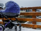 U Rusiji ostavili bebu da spava na balkonu na -7°C