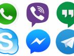 Koliko internet prometa troše aplikacije za razgovor