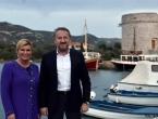 Kitarović - Izetbegović: Otvorena pitanja riješiti poštivanjem suvereniteta