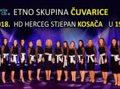 Čuvarice promoviraju novi album u Mostaru