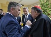 Puljić: Komšić ima averziju prema Hrvatima, neću ga više zvati na prijeme