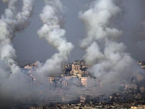 U izraelskom protunapadu ubijeno 20 ljudi, među njima devetero djece