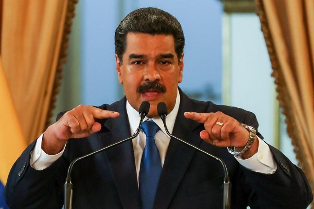 Rama-Prozor.Info • Maduro najavio uhićenje Guaida