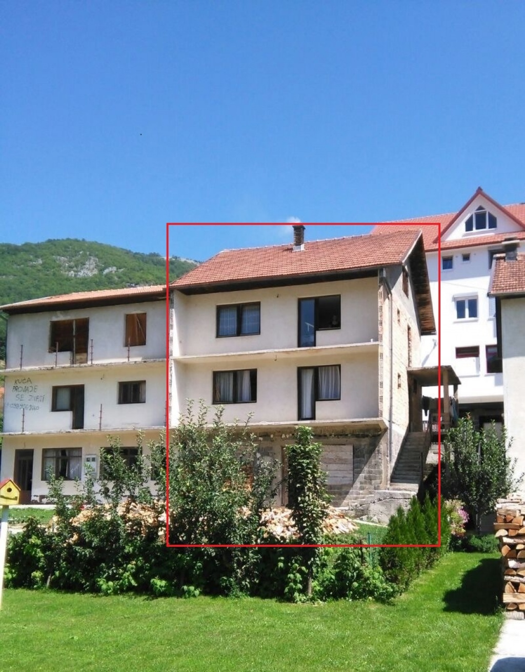 Rama-Prozor.Info • OGLAS: Prodaje se kuća u Prozoru